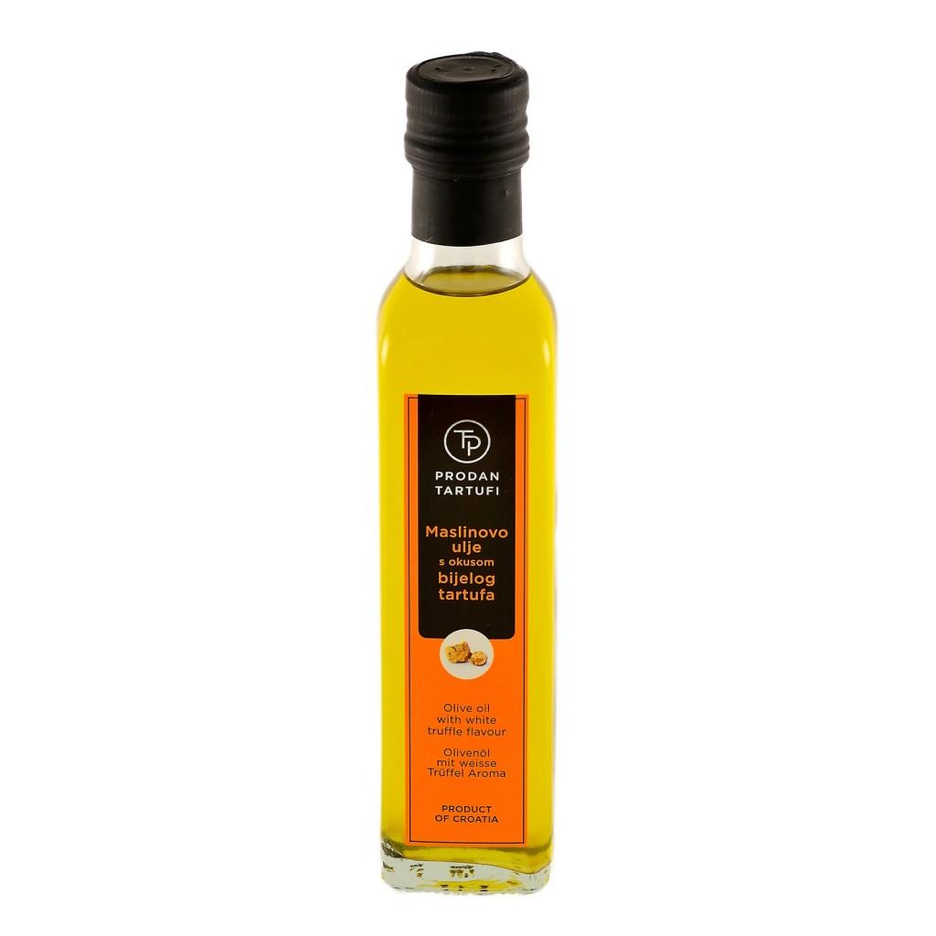 White Truffle Flavored Olive Oil